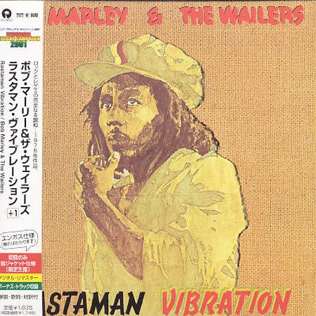 Rastaman Vibration by Bob Marley & The Wailers