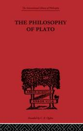 The Philosophy of Plato by Rupert C. Lodge image
