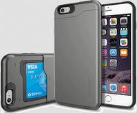 Spigen Slim Armour CS Case for iPhone 6 Plus (Gunmetal)