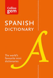 Collins Spanish Gem Dictionary by Collins Dictionaries image