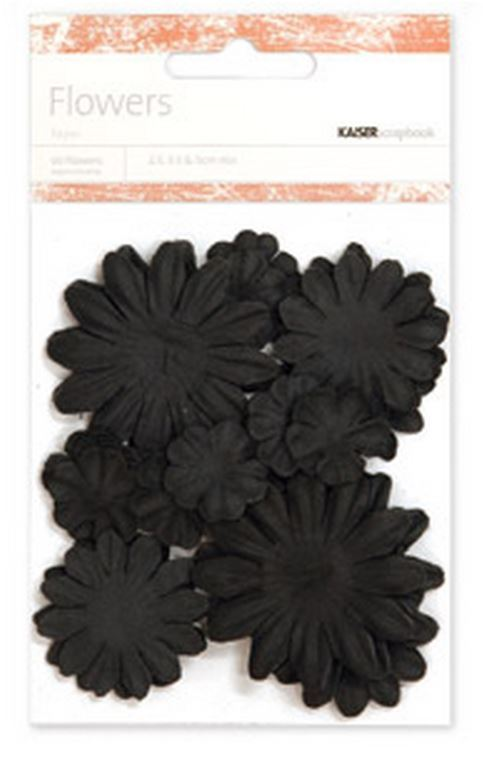 Buy kaisercraft bulk paper flowers midnight at mighty ape nz kaisercraft bulk paper flowers midnight mightylinksfo