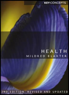 Health by Mildred Blaxter