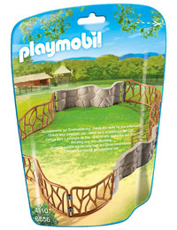 Playmobil: Zoo Enclosure