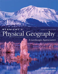 McKnight's Physical Geography: A Landscape Appreciation by Darrel Hess image