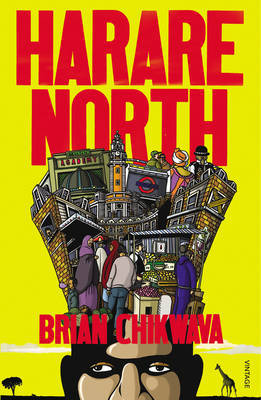 Harare North by Brian Chikwava image