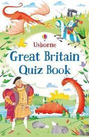 Great Britain Quiz Book by Sam Smith