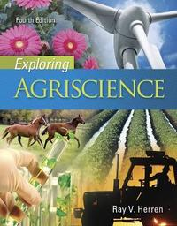Exploring Agriscience by Ray V Herren image