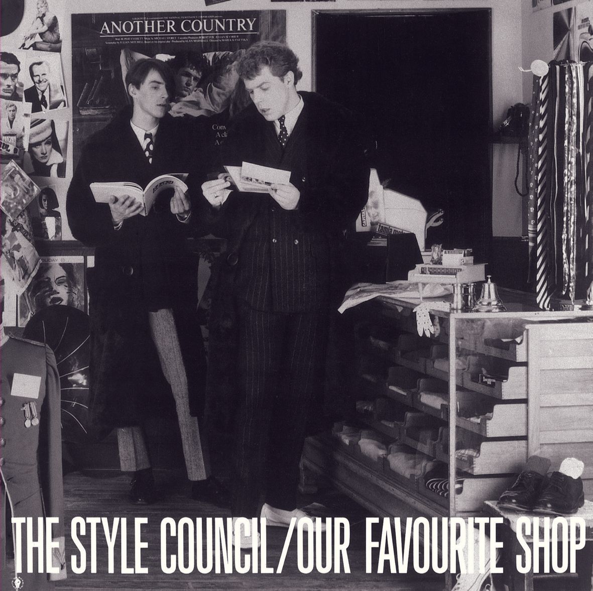 Our Favourite Shop by Style Council image