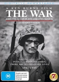 The War - Collectors Edition (Remastered) on DVD image
