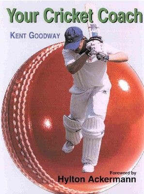 Your Cricket Coach by Kent Goodway image
