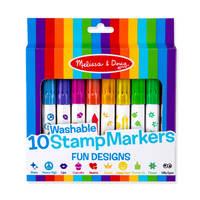 Melissa & Doug - Fun Desgins Stamp Markers
