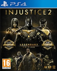 Injustice 2 Legendary Edition for PS4