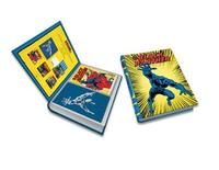 Marvel Comics: Black Panther Deluxe Note Card Set (with Keepsake Book Box) by Insight Editions