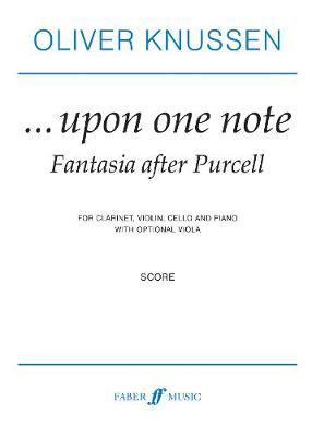 ...upon one note by Oliver Knussen image