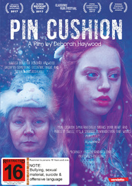 Pin Cushion on DVD