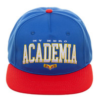My Hero Academia - Color Block Snapback Cap