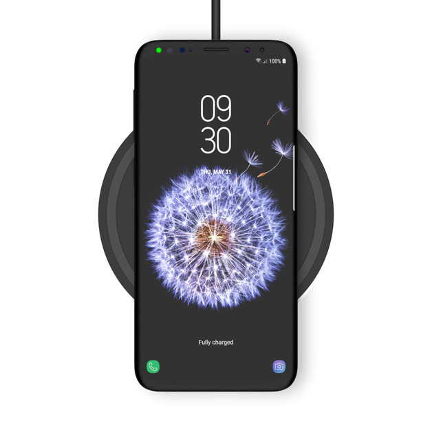 Belkin: BOOST UP 10W Wireless Charging Pad (Black)