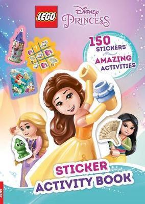 LEGO Disney Princess: Sticker Activity Book by LEGO