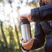 Wacaco: Nanovessel Vacuum Insulated Infuser Flask