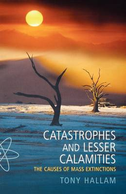 Catastrophes and Lesser Calamities by Tony Hallam image