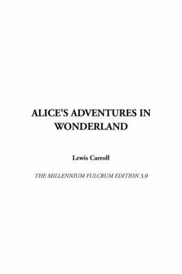 Alice's Adventures in Wonderland by Lewis Carroll (Christ Church College, Oxford) image