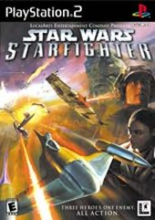 Star Wars Starfighter for PlayStation 2