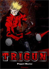 Trigun - Vol. 7: Puppet Master on DVD
