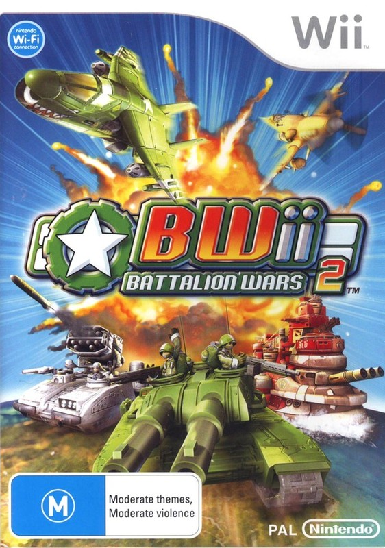 Battalion Wars 2 for Nintendo Wii