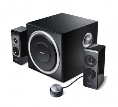 Edifier S330 2.1 Gaming Speaker System - Black
