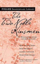 The Two Noble Kinsmen by William Shakespeare image