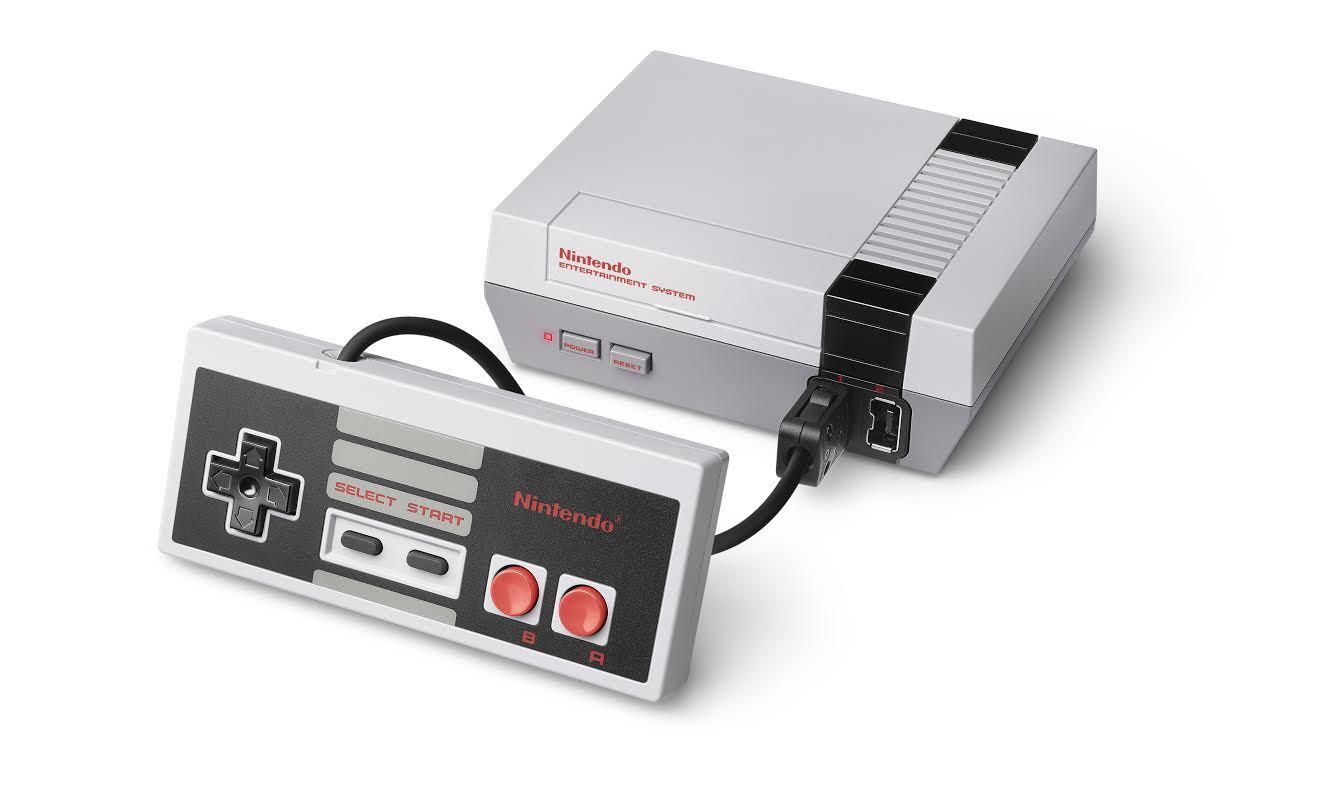 Nintendo Classic Mini: Nintendo Entertainment System for Wii U image