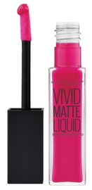 Maybelline Color Sensational Vivid Matte Liquid Lip Color - Electric Pink