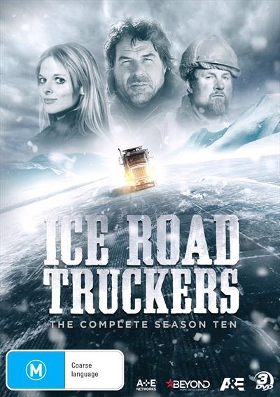 Ice Road Truckers - Season 10 on DVD image