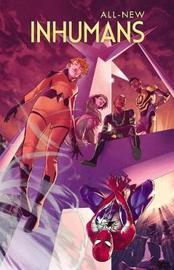 All-new Inhumans Vol. 2: Skyspears by James Asmus