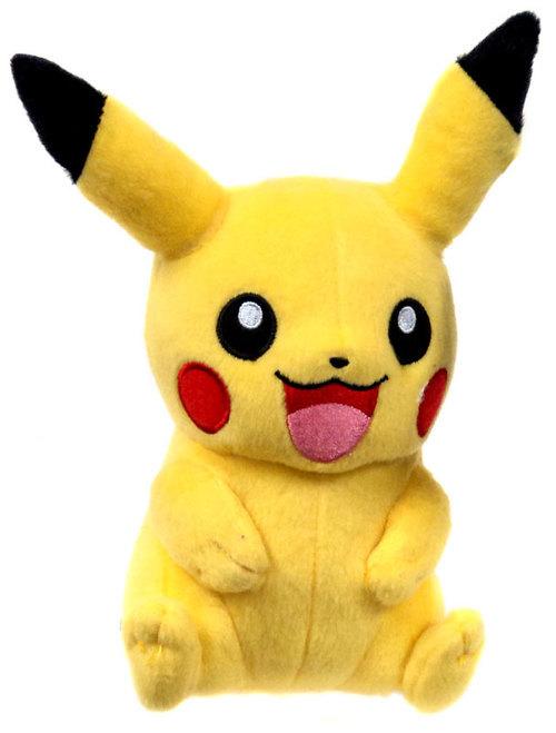 "Pokemon Trainers Choice: Pikachu - 8"" Basic Plush image"