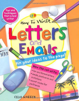 How to Write... Letters and Emails by Celia Warren image