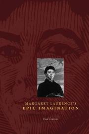 Margaret Laurence's Epic Imagination by Paul Comeau image