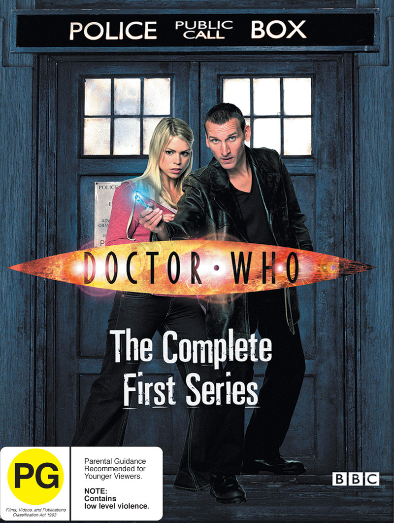 Doctor Who (2005) - Complete Series 1 (5 Disc Set) on DVD image