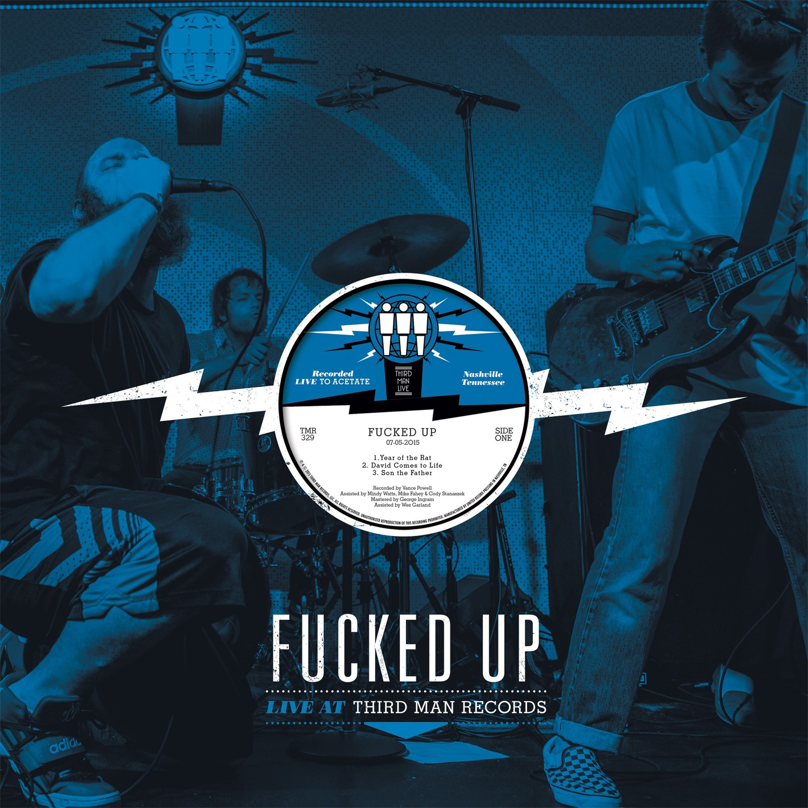 Live At Third Man by Fucked Up image