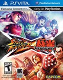 Street Fighter X Tekken for PlayStation Vita