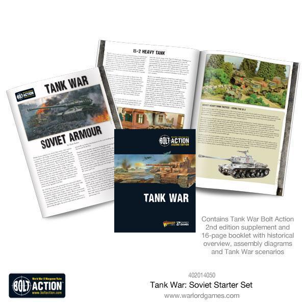 Tank War: Soviet Starter Set image