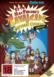 Cavalcade of Cartoon Comedy (Seth McFarlane's) on DVD