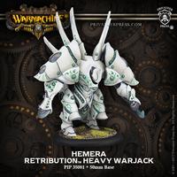 Warmachine: Retribution of Scyrah Hemera Heavy Warjack