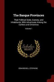 The Basque Provinces by Edward Bell Stephens image