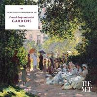 French Impressionist Gardens 2019 Mini Wall Calendar by The Metropolitan Museum of Art