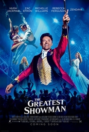 The Greatest Showman on Blu-ray