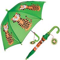 Rex Childrens Umbrella - Tiger