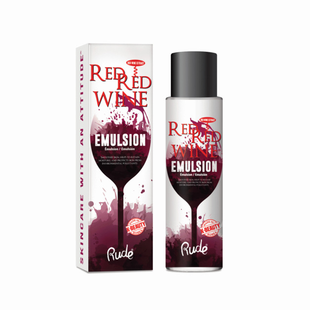 Rude Cosmetics - Red Red Wine Emulsion (100ml)