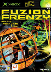 Fuzion Frenzy for Xbox