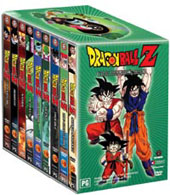 Dragon Ball Z Namek Saga - Series 1 Box 2 on DVD